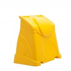 R1054 Yellow Grit Bin