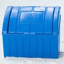 R146 Blue Grit Bin