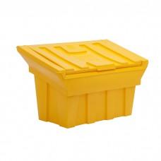 R213 Yellow Grit Bin