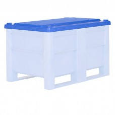 blue pallet tank lid